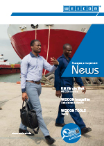 corporate magazine WEICON News 2015